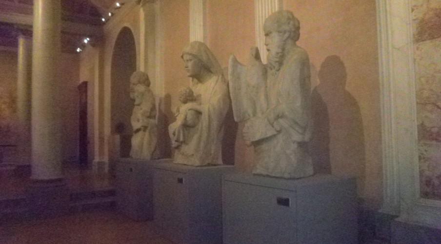 Le sculture